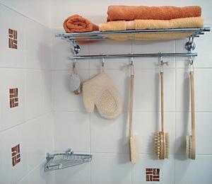 Дизайн ванной сдушевой кабиной