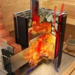 Газовые печи для  бани — сборка печи и выбор  автоматики