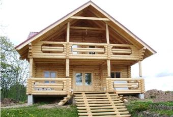 Как единообразно построить дачный  жилище своими руками