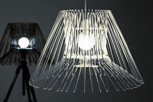 Самодельные светильники изпроволоки