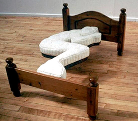 Креативная будуар для сна