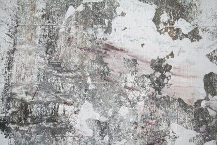Стиль хай-тек винтерьере: красим стены под  бетон