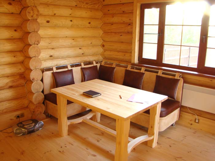 Мебель для  бани и сауны — рекомендации вдоль устройству уюта
