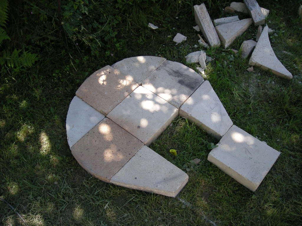 Как построить каупер для  пиццы ихлеба