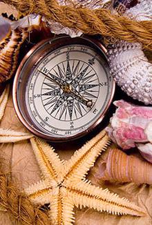 Морской стиль— круглый годик накорабле