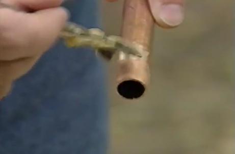Монтируем трубопровод измедных труб своими руками