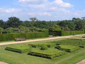 Идеи ландшафтного дизайна: фряжский сад