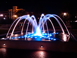 Насадки ради фонтанов