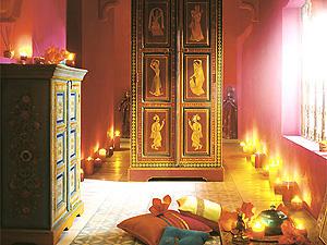 Загадочный индусский стиль