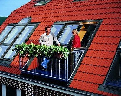 Слуховые окна на крыше: рассматриваем устройство