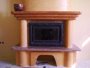 Как сделать портал  для камина своими руками