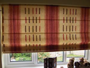 Римские ияпонские шторы своими руками