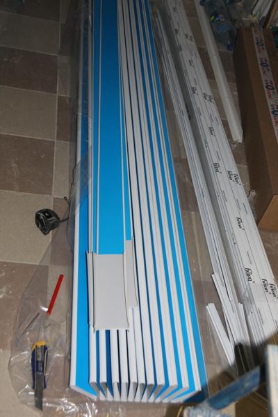 Мастер-класс: спецмонтаж реечного потолка своими руками