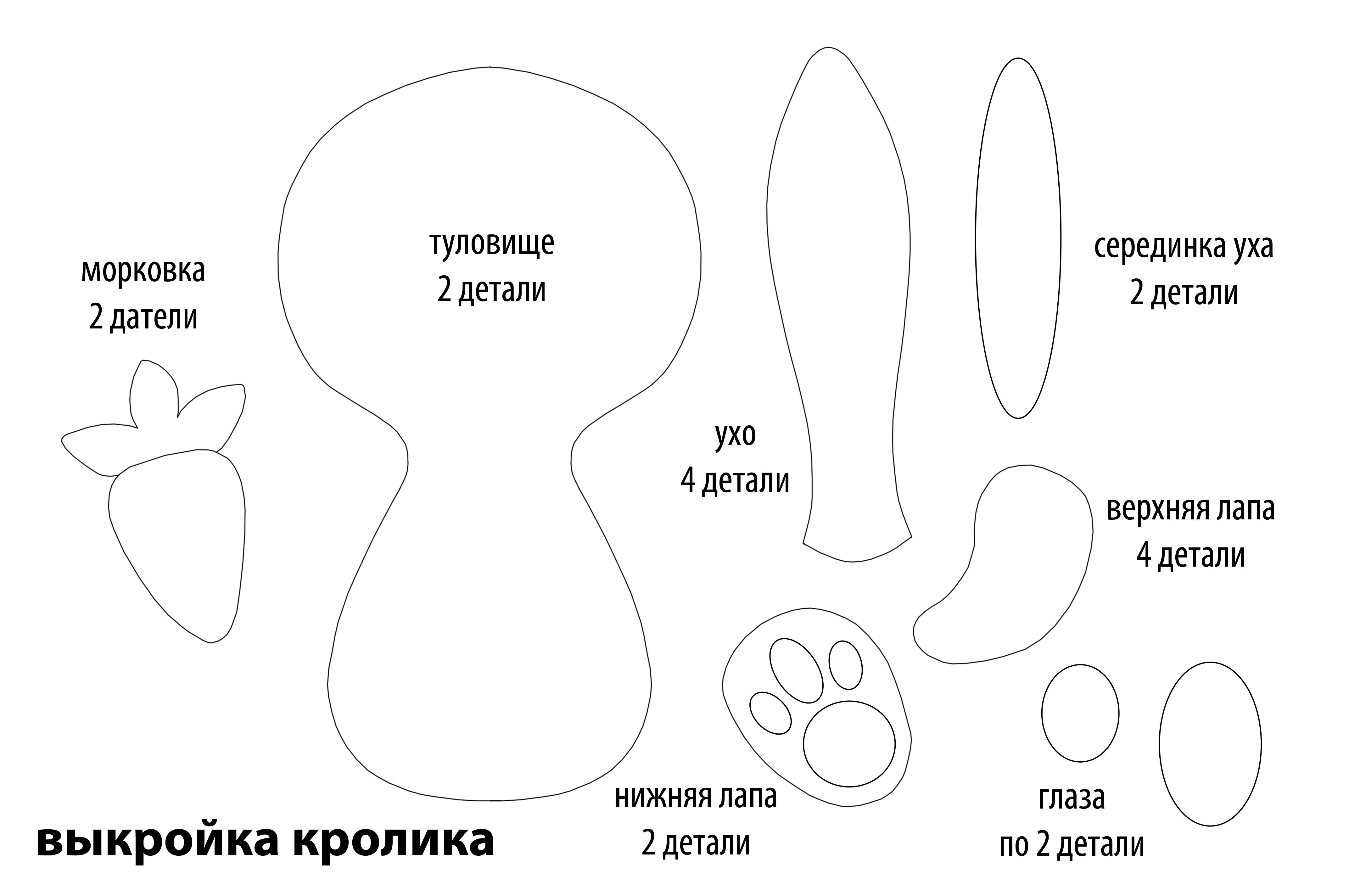 Пасхальный мех своими руками