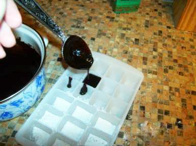 Как приготовить кустарный шоколад