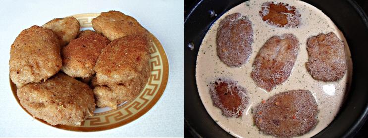 Как приготовить колдуны смясом— фото-рецепт