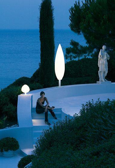Правильное газоосвещение сада: виды ландшафтного освещения