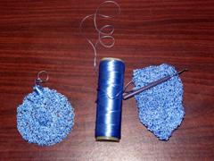 Как сделать «вязаную» шкатулку