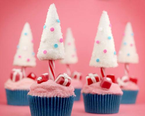 Самые красивые кексы
