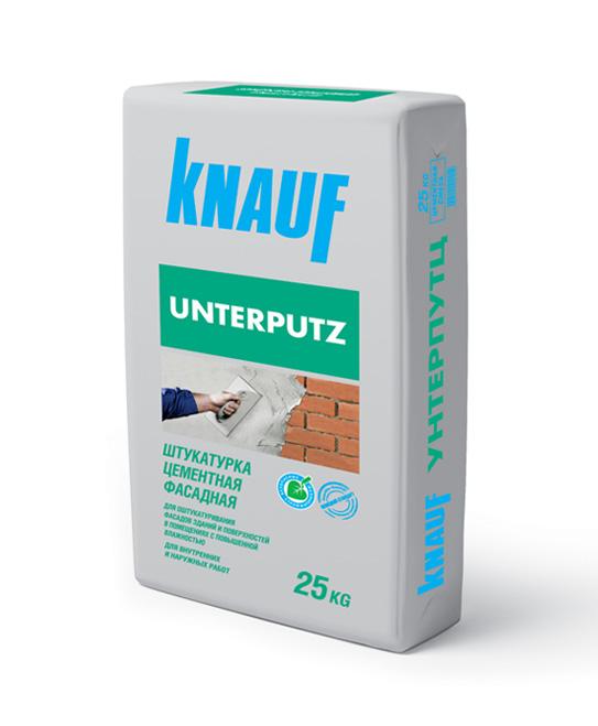 КНАУФ-цементные штукатурки— конструкция качества