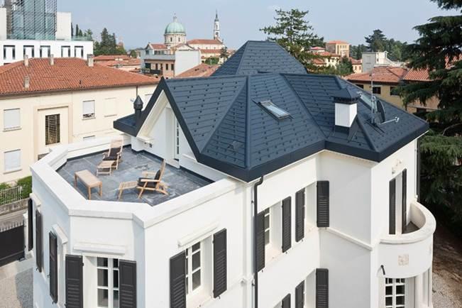 Выбираем металлическую кровлю чтобы крыши дома: профнастил, металлочерепица, фальцевая, оцинкованная— фото